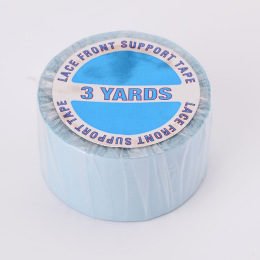 "Lace Front Support Tapes (Blue Liner)1""x3yards"