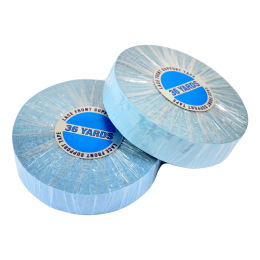"Lace Front Support Tapes (Blue Liner)1/2""x36yards"